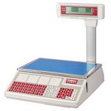 电子标签秤 标签打印秤 条码打印秤 超市收银秤
