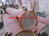 出售不锈钢九成新列管10平方--300平方冷凝器