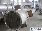出售库存九成新膨胀式列管冷凝器