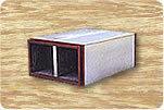 专营微孔板消声器 徐州阻抗复合消声器 太原拱板法兰消声器 尽