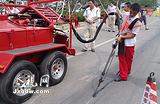 滨州路面裂缝灌缝胶沥青路面的得力助手