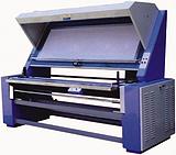 验布机-曹大海机械设备用于真丝绸、化纤绸、棉织布等的小批量卷