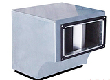 天津微孔板消声器 沧州阻抗复合消声器 德邦拱板法兰消声器