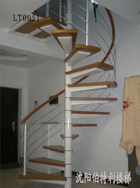 沈阳旋转楼梯批发安装