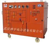 气体回收净化装置(回收车)|SF6气体回收装置-博宇电力|引领科