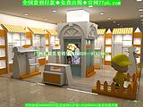 ▇▇▇广州长毅展示柜厂玩具店装修玩具货架货柜▇▇▇
