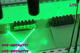 精工十字绿光激光灯
