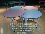 阅览室桌椅