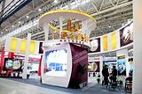 武汉展览公司大型展会企业展位特色装修