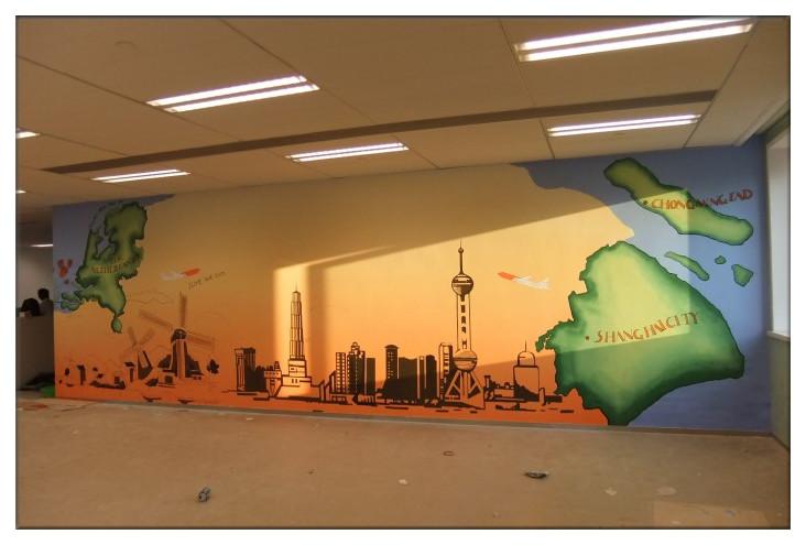 上海手绘墙公司 墙体彩绘工作室