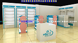▇▇▇广州长毅童装店装修图香港童装店装修效果图童装展示柜▇▇▇