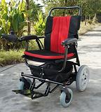 威之群电动轮椅1023-16雨燕便携电动轮椅智能刹车英国进口PG
