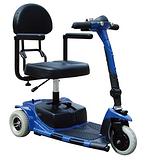 瑞可电动代步车3331三轮老年电动代步车小巧灵活方便操作