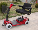威之群电动代步车4024易走老年轻便四轮电动车电动助动车