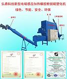 环保型废旧胶粉脱硫塑化机