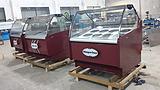 (豪华)桶装冰淇淋展示柜,上海厂制造,雪弗尔品牌