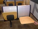 供应礼堂椅,连排椅,会议椅,上海艺佳专业设计定做,送货安装