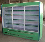 (新款)风幕型点菜柜,最新款点菜柜,上海点菜柜,点菜柜价格