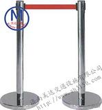 不锈钢一米线 伸缩围栏 移动护栏杆