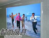 超宽灯箱片不拼接 2.2米灯片制作 杭州不拼接灯片正喷