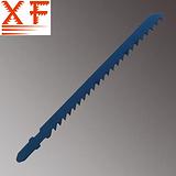 供应126mm长快速直线切割T型曲线锯条:XF-T126D