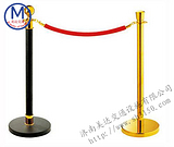 金色一米线 挂绳一米线 移动护栏