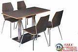 供应鸡西餐厅家具曲木餐桌椅广州周氏家具厂家生产销售
