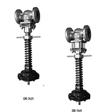 进口德国RTK压力调节阀TR 7100
