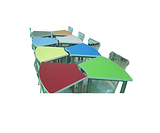 厂家直销团体辅导桌,课桌,学生桌