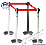 青岛一米栏杆 栏杆座 一米警戒线
