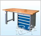 青岛冠宇工厂低价处理检测台工作台工作桌操作台18678912
