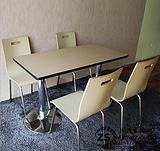 供应餐厅家具曲木餐桌椅广州周氏家具厂家定制