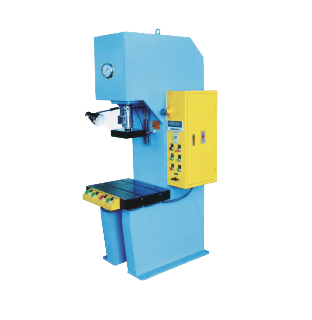 液压机,单柱液压机,四柱液压机图片