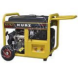 特价250A电启动汽油发电电焊机最新价钱