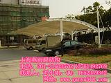大量订购户外膜结构遮阳篷 汽车停车棚 高档小区门头遮阳篷 走廊棚