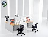 供应信阳定做办公家具时尚职员办公桌款式,办公家具厂