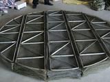 供应耐酸碱不锈钢丝网除沫器 304丝网除雾器厂家