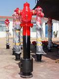 调压防冻室外消火栓