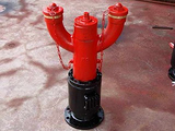 地下式快开调压消火栓