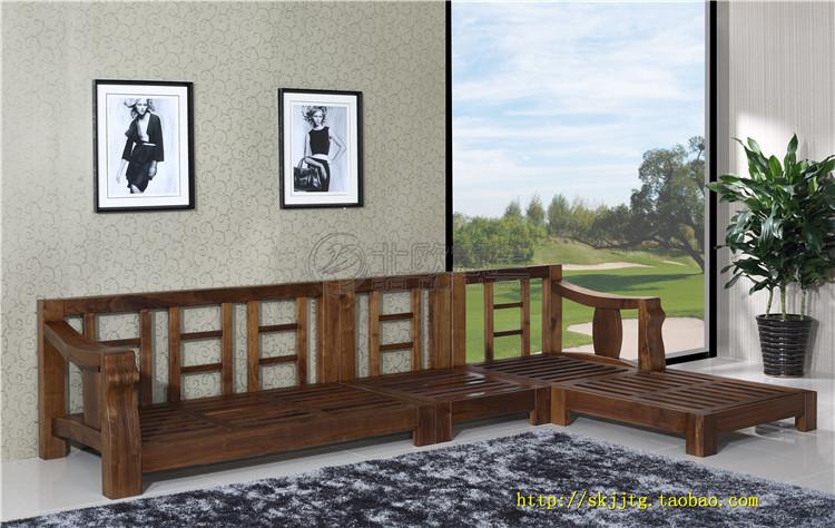 上海北欧篱笆家具厂生产的高端北美黑胡桃系列纯实木家具,已有十年历史,是以出口欧美为主的高端实 木家具,同时在国内一线城市设有展示厅。 上海全实木榆木家具厂 BO-H-W01新款沙发 实木转角沙发 品牌家具价格 材质:100%纯北美黑胡桃 颜色:黑胡桃本色 尺寸:3450*2000*760 全拼板 环保水性漆 榫卯工艺 无辅料 无贴面 尺寸可定制 上海地区免费送货 免费安装 免费上门测量尺寸 质保20年 可工厂 展厅参观看样