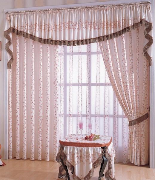 如何选购窗帘布及窗帘轨道?