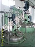 广东反应釜-硅树脂生产设备
