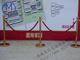 天津一米线 栏杆座 礼宾栏