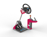 临夏市场空白 2015新产品 智能学车驾考模拟器