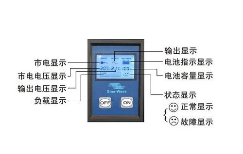 水泵面板接线图解