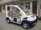 封闭电动巡逻车,首选凯泰,节能省电,舒适安全