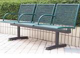 厂家直销 深圳户外休闲椅 钢制休闲椅 钢木休闲椅