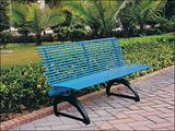 【厂家直销】户外休闲椅 钢制休闲椅 钢木休闲椅