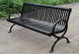 【厂家直销】休闲椅 钢制休闲椅 钢木制休闲椅 户外休闲椅