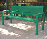 【厂家销售】休闲椅  户外休闲椅  钢制休闲椅  钢木制休
